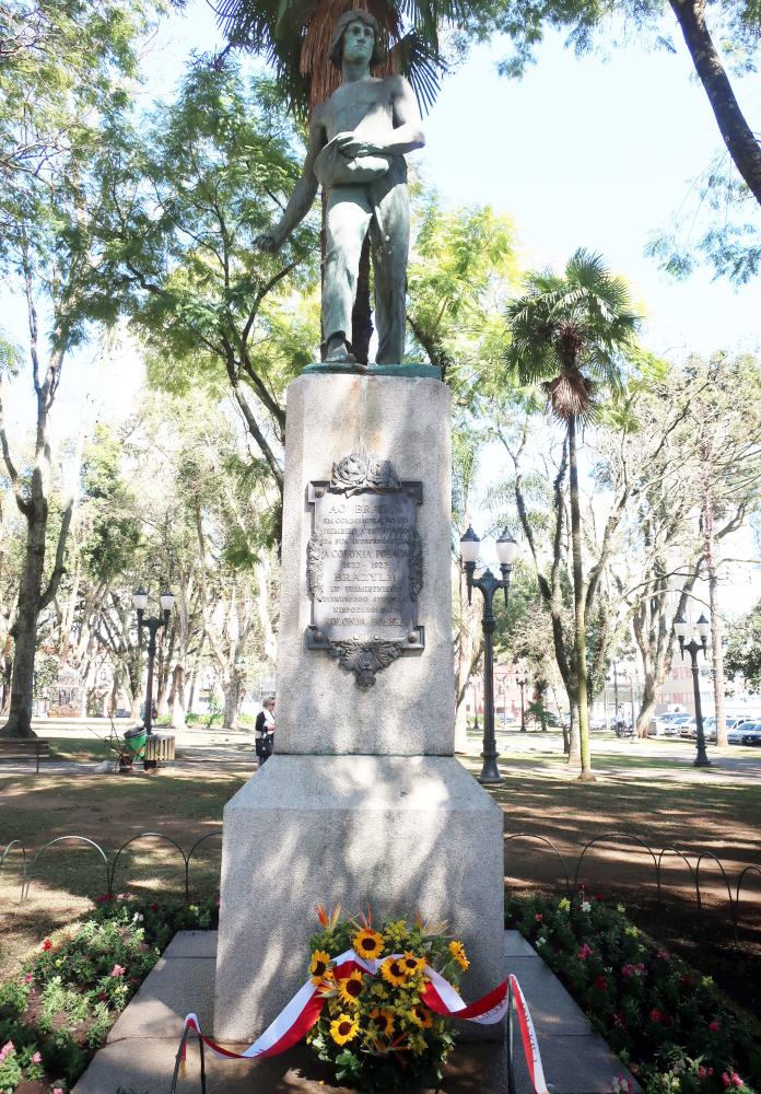 Pomnik Siewcy wKurytybie